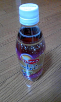 """Lipton TEA SPARKLING ミックスベリー"""