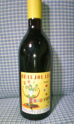 """""""2010 Beaujolais Nouveau 解禁"""""""